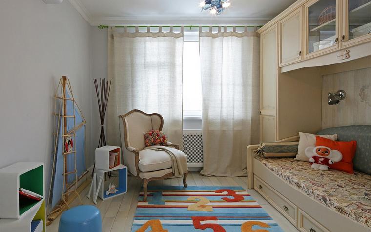 интерьер детской - фото № 42851
