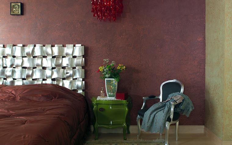 Фото № 42878 спальня  Квартира