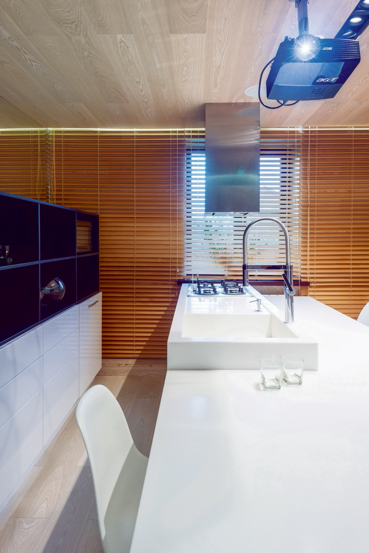 Фото № 42871 кухня  Квартира