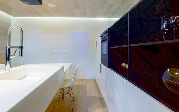 Фото № 42872 кухня  Квартира