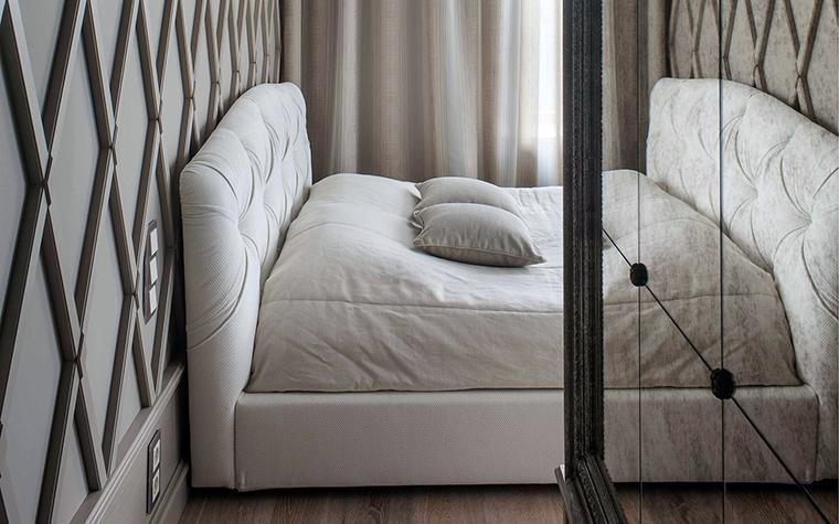 интерьер спальни - фото № 42912