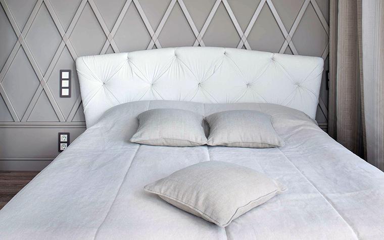 интерьер спальни - фото № 42913