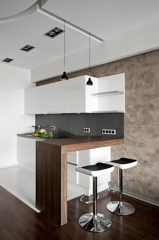 Квартира. кухня из проекта , фото №43012