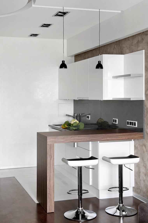 Квартира. кухня из проекта , фото №43015