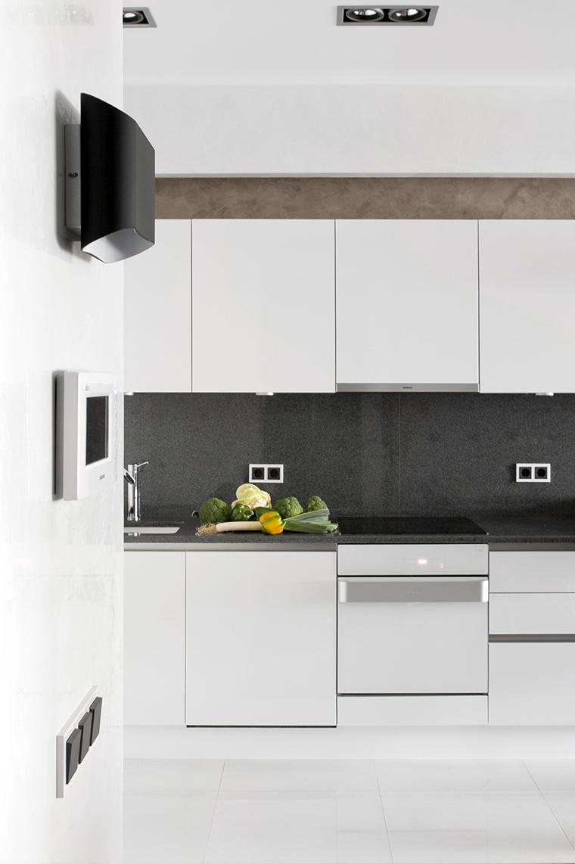 Квартира. кухня из проекта , фото №43016