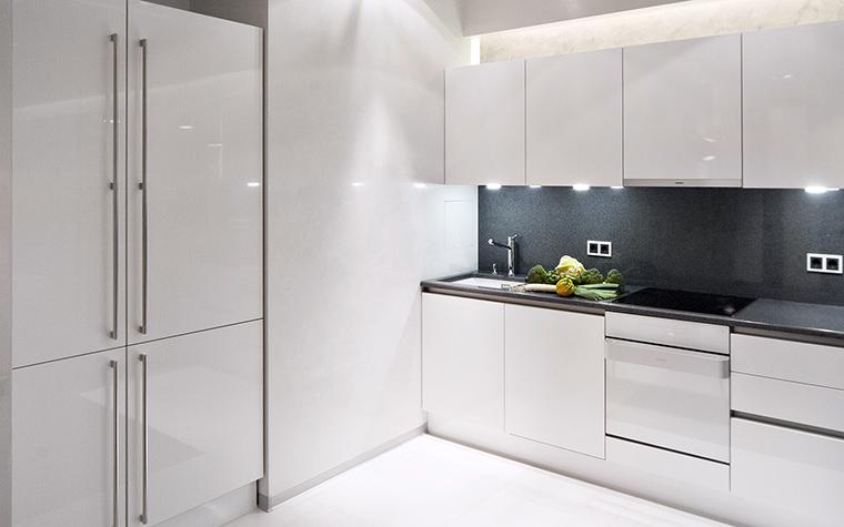 Квартира. кухня из проекта , фото №43018