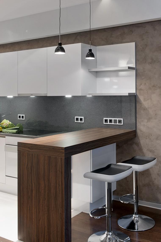 Квартира. кухня из проекта , фото №43020