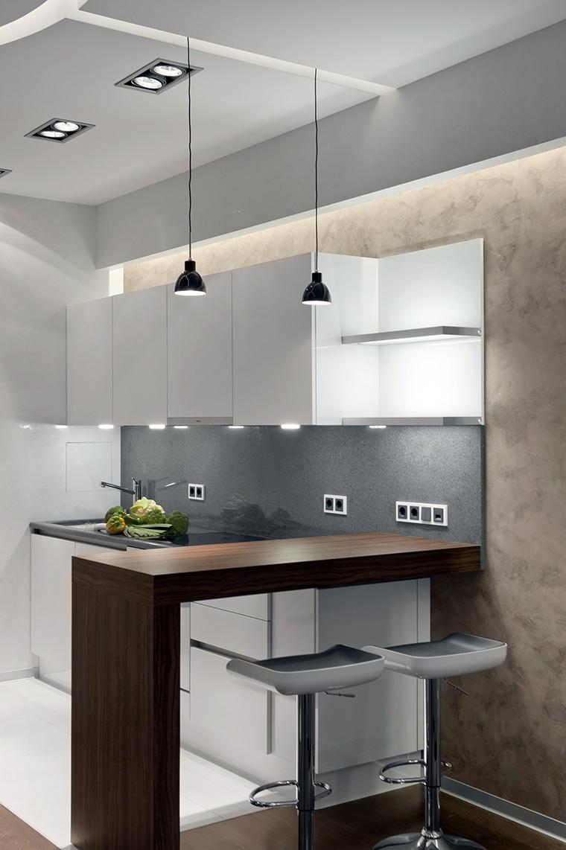 Квартира. кухня из проекта , фото №43021