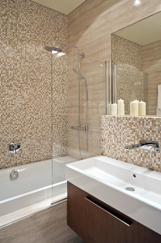 интерьер ванной - фото № 43043