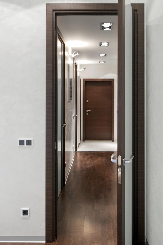 Квартира. холл из проекта , фото №42988