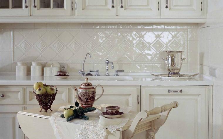 интерьер кухни - фото № 43115