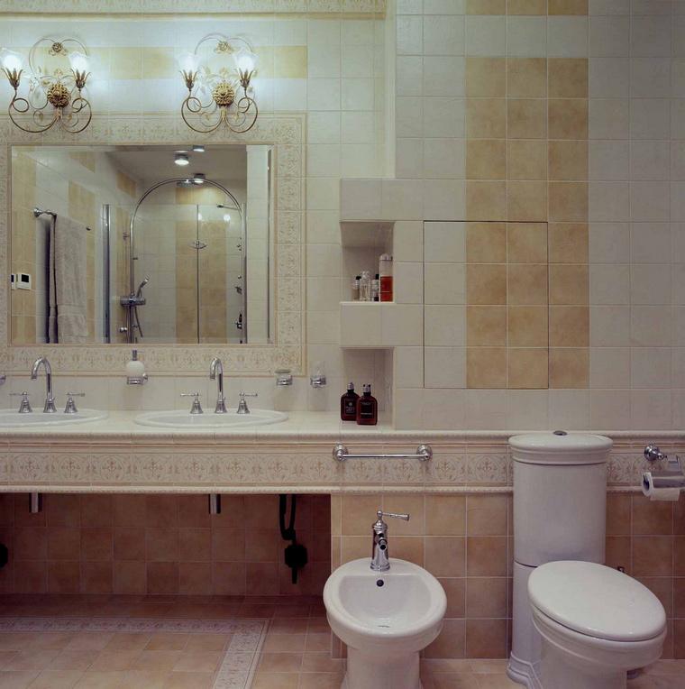 Фото № 43119 ванная  Квартира