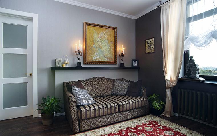 интерьер гостиной - фото № 43139
