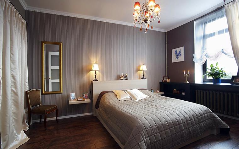 Фото № 43142 спальня  Квартира