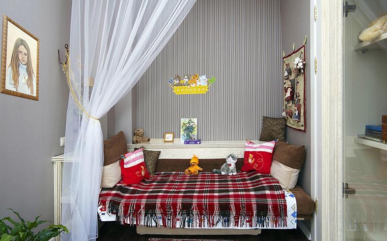Фото № 43141 детская  Квартира