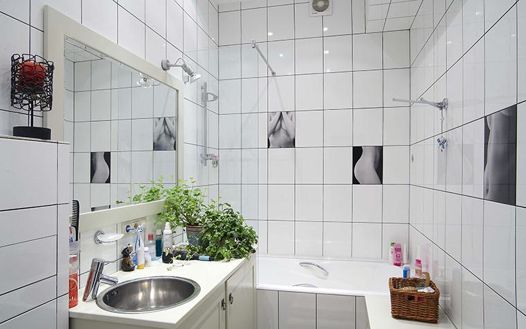 Фото № 43143 ванная  Квартира