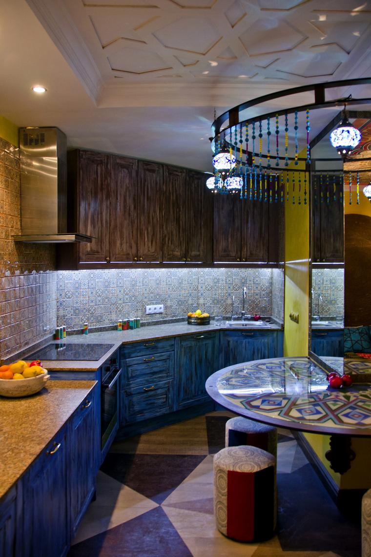 Фото № 43159 кухня  Квартира