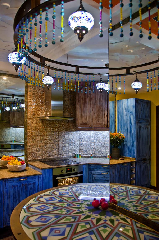 Фото № 43161 кухня  Квартира