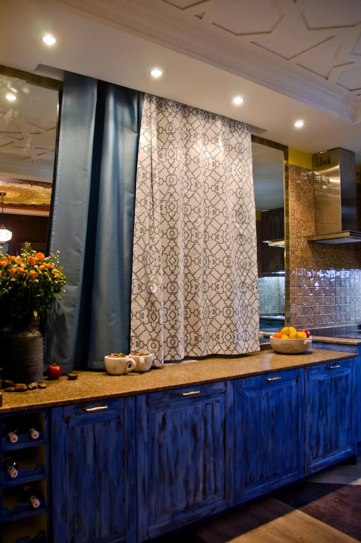 Фото № 43166 кухня  Квартира