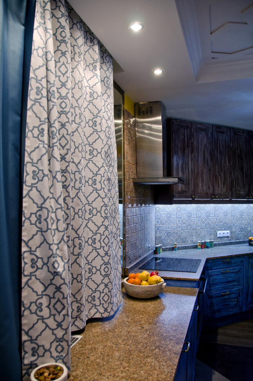 Фото № 43170 кухня  Квартира