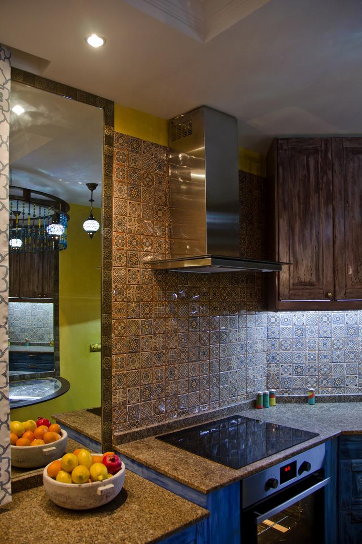 Фото № 43171 кухня  Квартира
