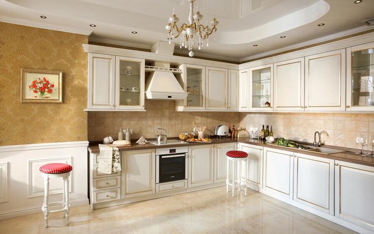 интерьер кухни - фото № 43252