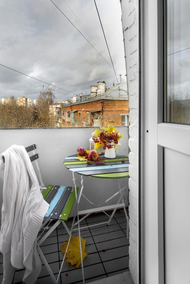 <p>Автор проекта:   M2project<br /> Фотограф: Ольга Мелекесцева</p> <p>Хороший вид из окна, как хорошее искусство, всегда в цене!</p>