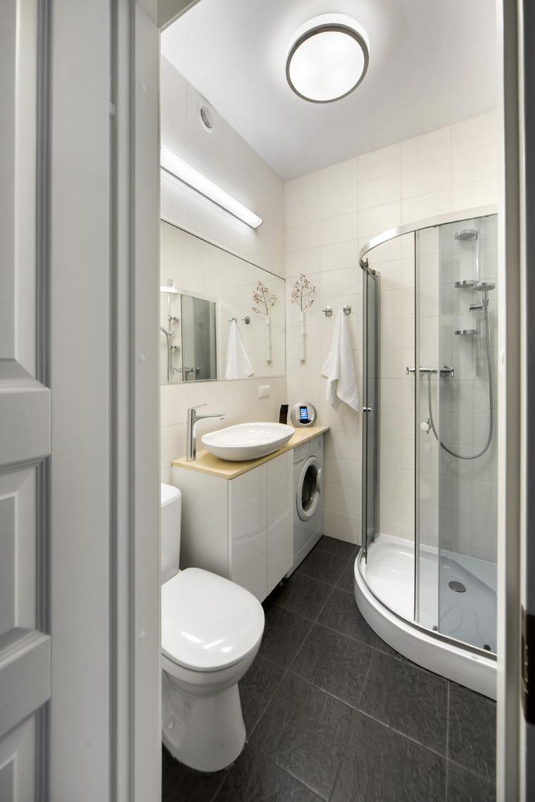 интерьер ванной - фото № 43291