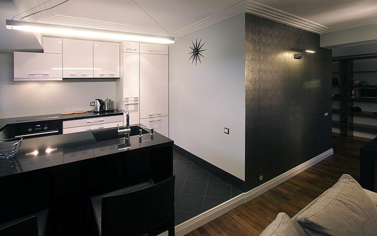 Фото № 43602 кухня  Квартира