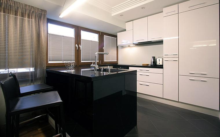 Фото № 43603 кухня  Квартира