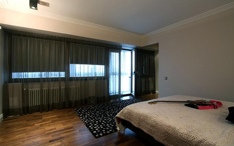 Фото № 43604 спальня  Квартира