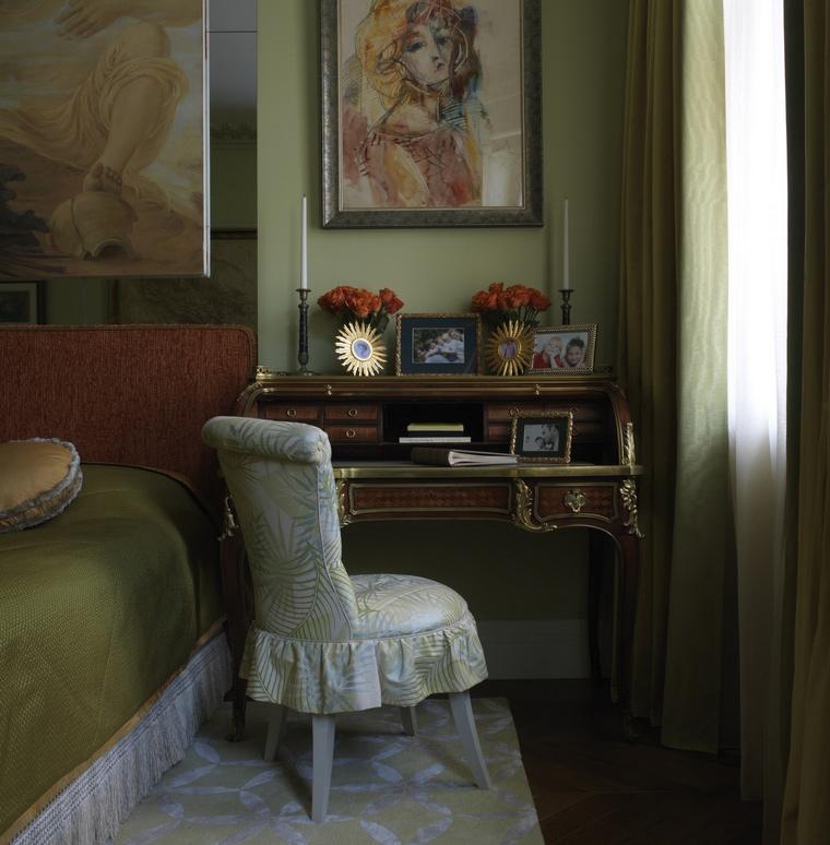 Фото № 43663 спальня  Квартира