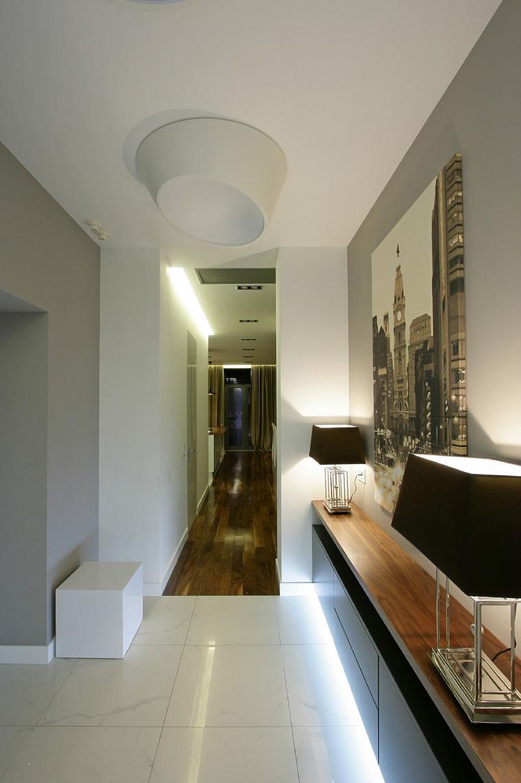 Квартира. холл из проекта , фото №43731