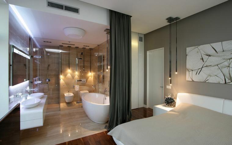 Фото № 43727 ванная  Квартира