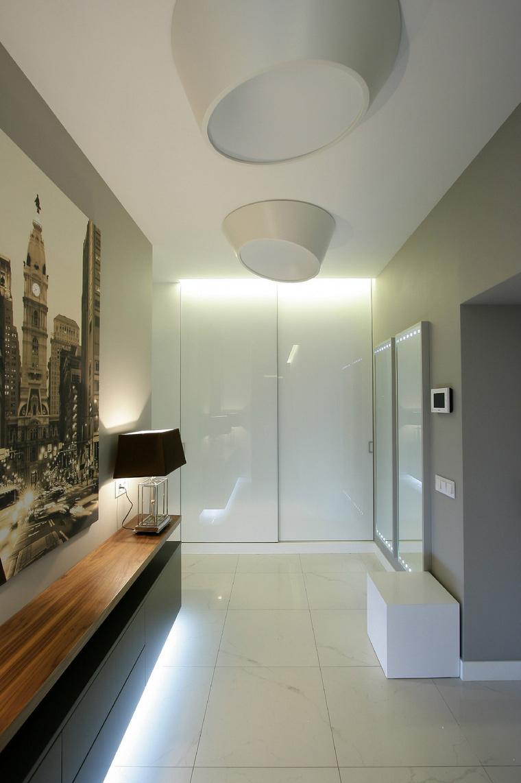 Квартира. холл из проекта , фото №43732