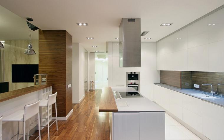 Фото № 43719 кухня  Квартира