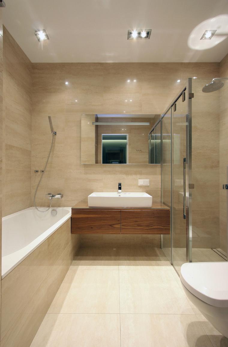 Фото № 43724 ванная  Квартира