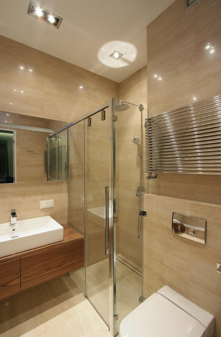 Квартира. ванная из проекта , фото №43725