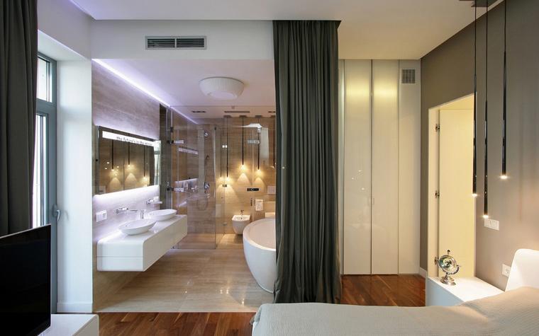 Фото № 43726 ванная  Квартира
