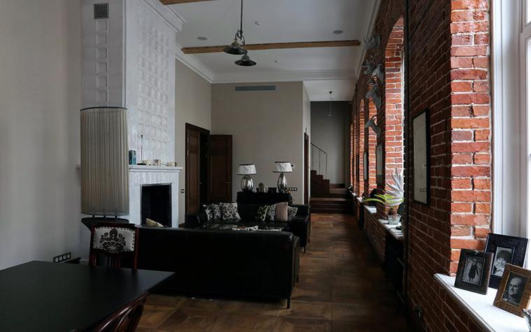 Квартира. гостиная из проекта , фото №43704