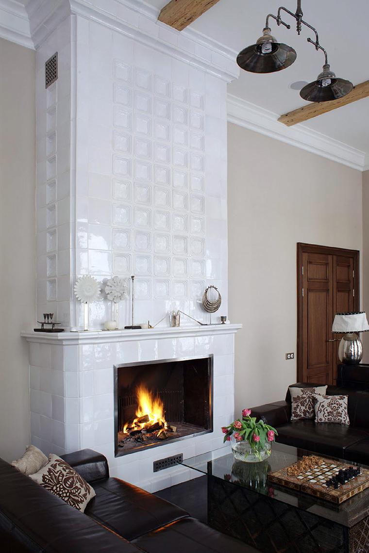 Квартира. гостиная из проекта , фото №43701