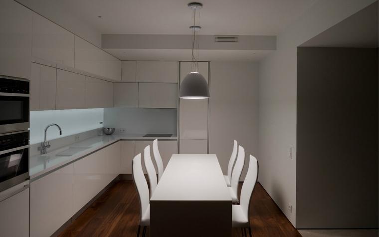 Фото № 43793 кухня  Квартира