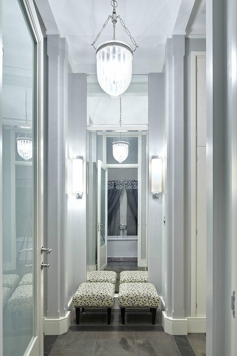 Фото № 43852 холл  Квартира