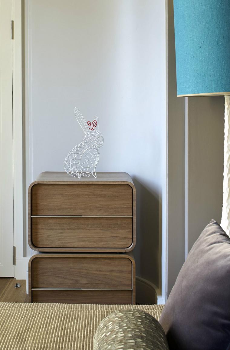 интерьер спальни - фото № 43849