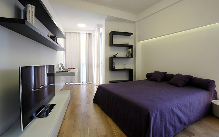 Фото № 43883 спальня  Квартира