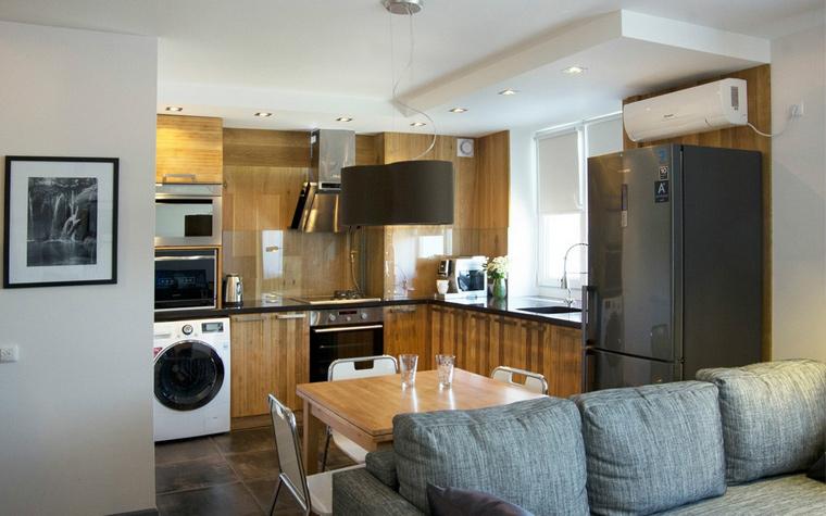 Фото № 43926 кухня  Квартира