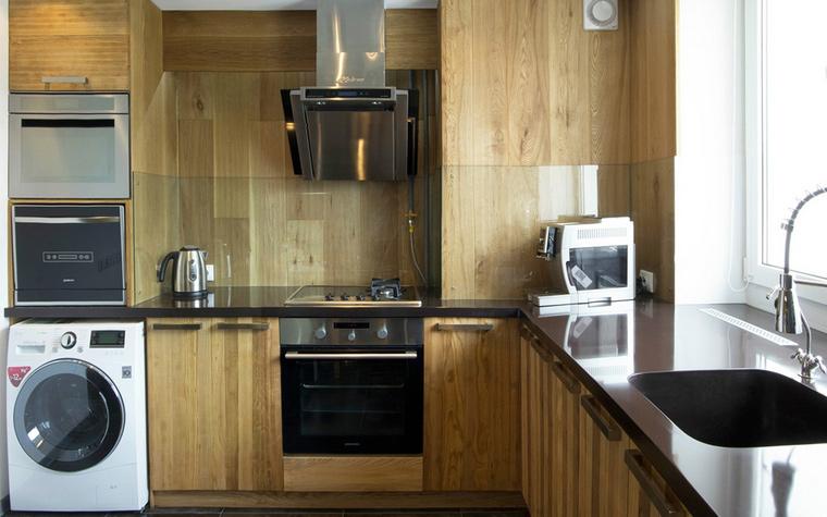 Фото № 43927 кухня  Квартира