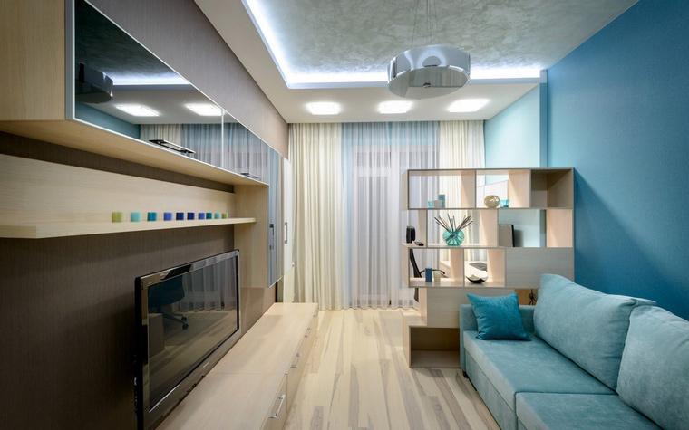 <p>Автор проекта: Ирина Лимонова</p> <p>Модульная мебель - это вариант, особенно для детских!</p>