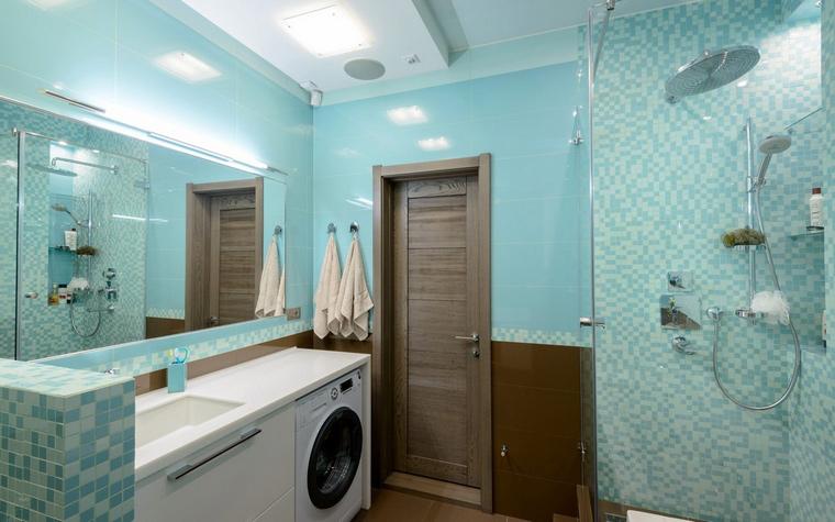 Квартира. ванная из проекта , фото №44051