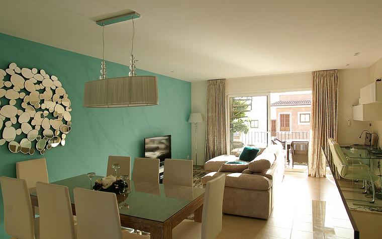 Квартира. гостиная из проекта , фото №44078